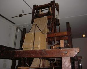 jaquard loom 1840s