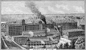 Weaving Mills 1898