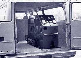 Workmaster truckmount